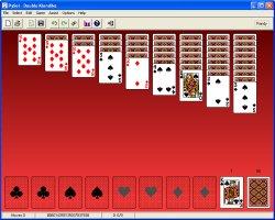 free double klondike solitaire