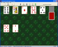 Fourteen Up Solitaire