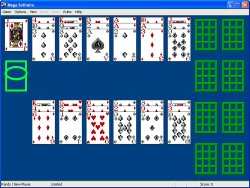 Limited Solitaire