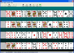 Spaces and Aces Solitaire
