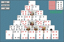 Alan's Solitaire