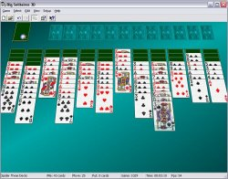 Big Solitaires 3D for Windows