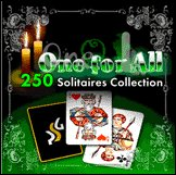 Can't Stop Solitaires Collection for Palm OS