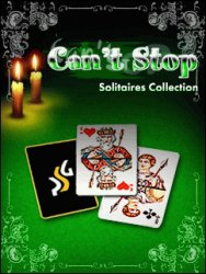 Can't Stop Solitaires Collection for Pocket PC