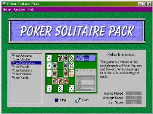 Poker Solitaire Pack