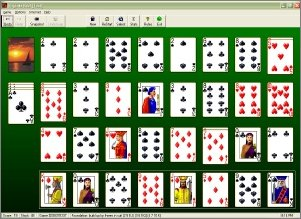 bastille day freecell solitaire