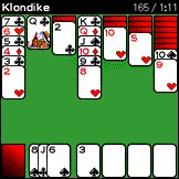 Solitaire Pack Vol. 1 for Palm OS