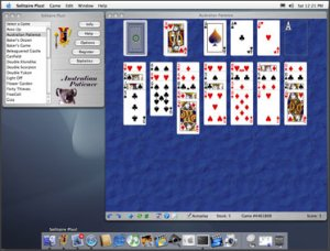 Solitaire Plus! for MacOS X
