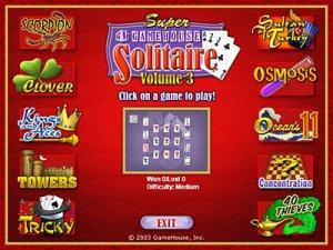 Super Gamehouse Solitaire Vol.1 keygen