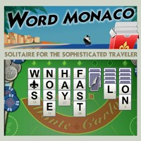 Word Monaco Solitaire