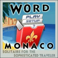 Word Monaco Solitaire for Palm OS
