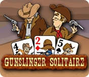 Gunslinger Solitaire for Mac
