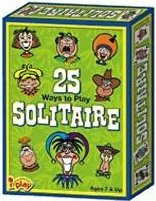 25 Ways To Play Solitaire