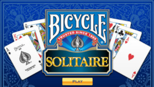 Bicycle Solitaire