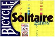 Bicycle Solitaire Playing Cards