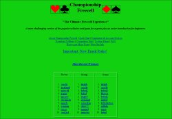 Championship Freecell