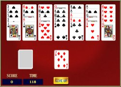 turbo solitaire free online gamehouse