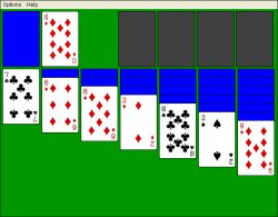 Java Solitaire