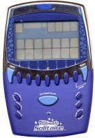 Ultimate Solitaire Electronic Handheld
