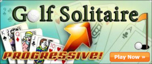 Golf Solitaire Progressive