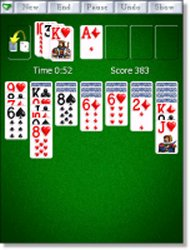 Solitaire City for Pocket PC v3.00