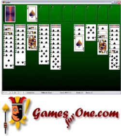 Solitaire Plus! for PCs v2.4