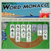 Word Monaco Solitaire Review