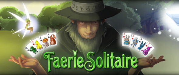 Faerie Solitaire for Windows