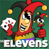 Atomic Elevens Solitaire